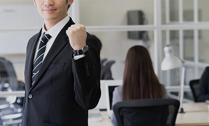 営業強化の注力イメージ